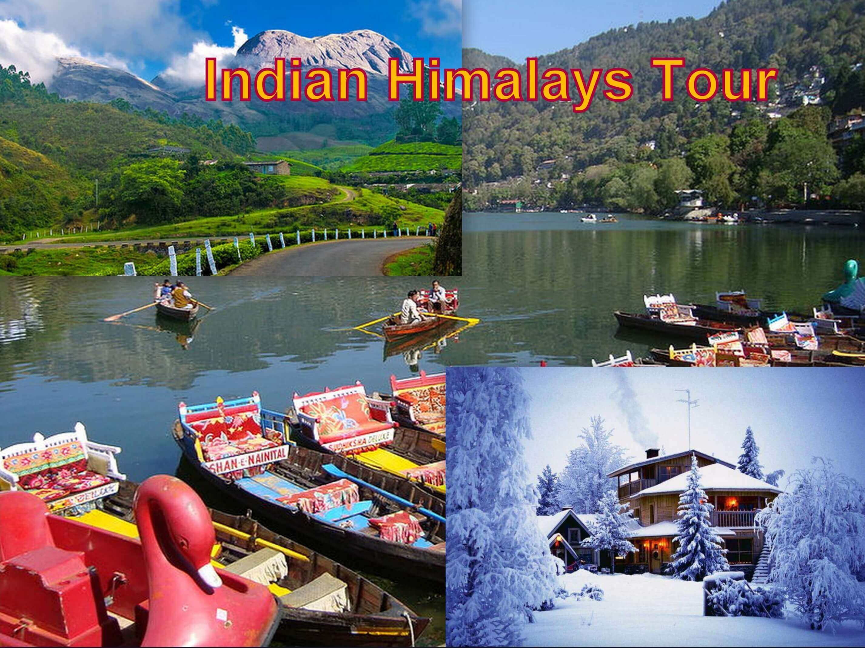 Hill stations tour Packages