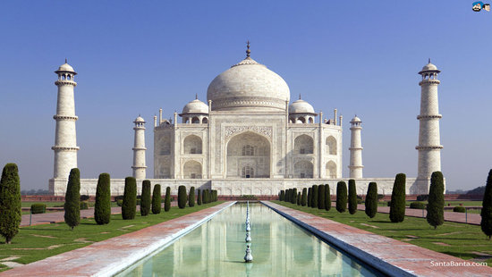 Beautiful Tajmahal